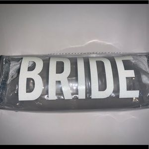 Bride/team bridal makeup bags